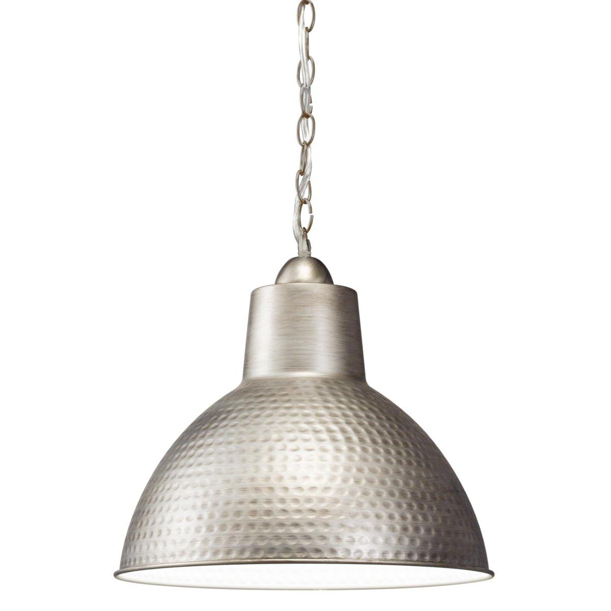 kichler 78200ap missoula pendant 1 light antique pewter ceiling