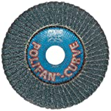 PFERD Polifan Abrasive Flap Disc, Radial