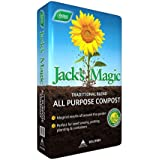 3XWestland Jacks Magic All Purpose Compost, 60 L