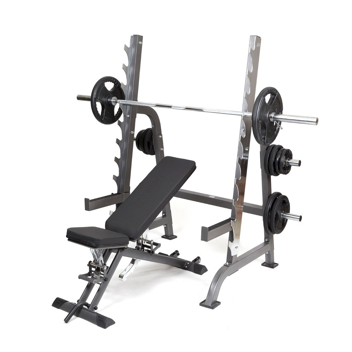 The garage gym package amazon sports outdoors