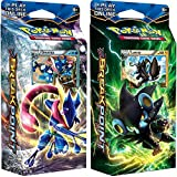 Pokemon XY XY9 Breakpoint Decks Greninja and Luxray Theme Cards, pack of 120