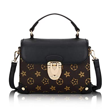 2beda4248a68 Olyphy Shoulder Bag (black)  Handbags  Amazon.com