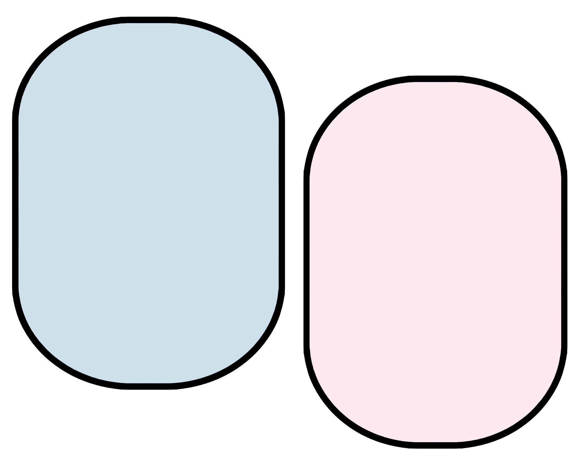 Kate 5x6.5ft Light Blue Double Sided Backdrop Pink Double Sided Backdrop for Photography Collapsible Background Photo Booth Props by Kate