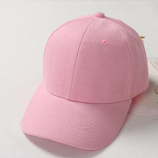 Amazon.com  Allywit Baseball Cap Men Women - Classic Adjustable Plain Hat   Clothing 4b9018d93d2b