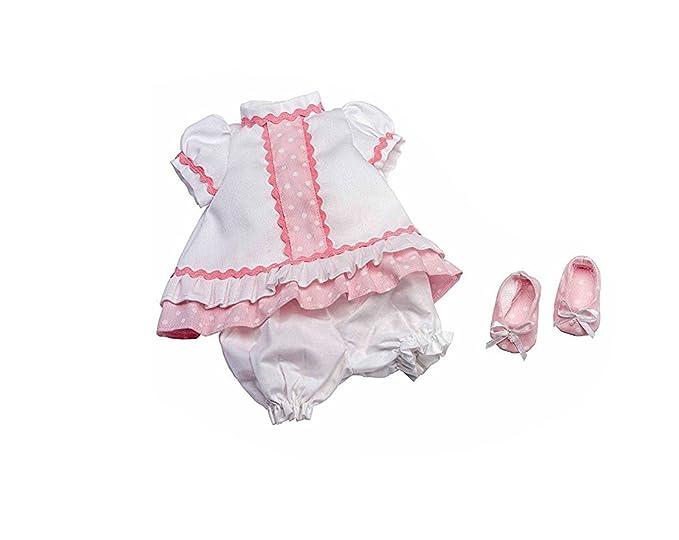 Amazon.es: Rosa Toys 0110, Traje Muñeca Niña, 30-35 cm, 1 unidad ...