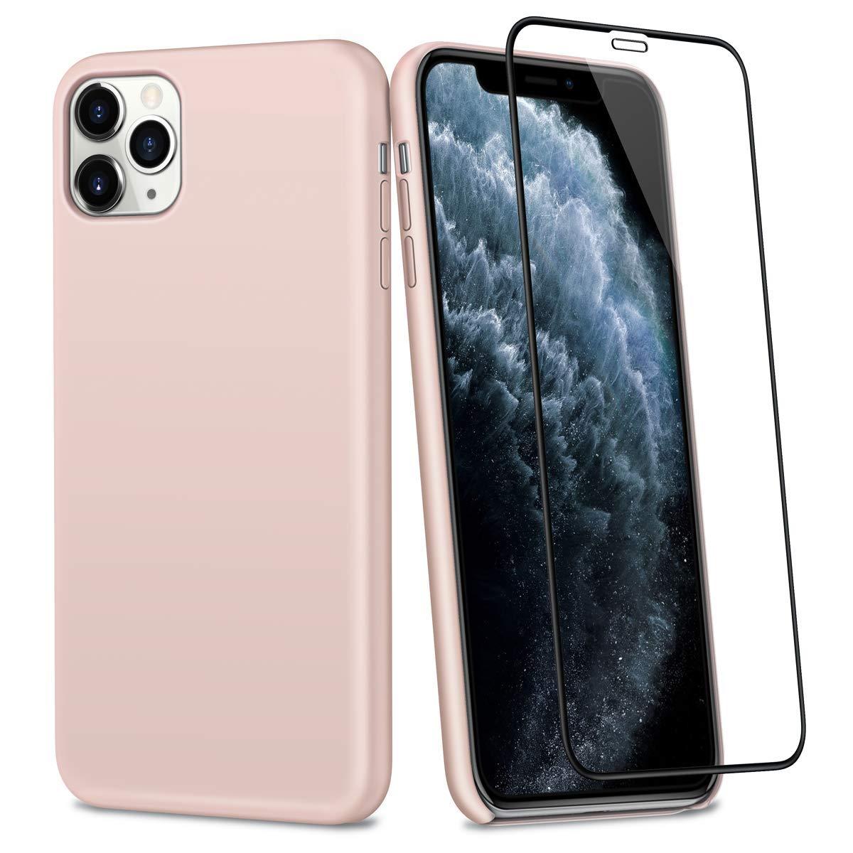 Funda + Vidrio para Iphone 11 Pro Max (6.5) AEMOTOY [7X82HJL