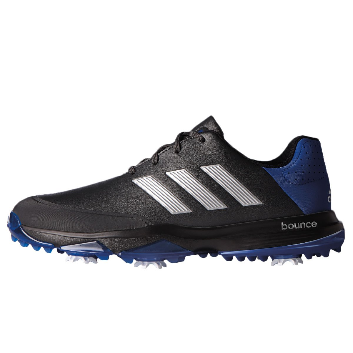 separation shoes 0f032 00dc7 adidas Adipower Bounce WD Scarpe da Golf, Uomo, NeroGrigioBlu, 42 23  Amazon.it Sport e tempo libero