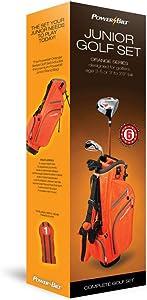 Powerbilt Junior Kids Golf Club Set