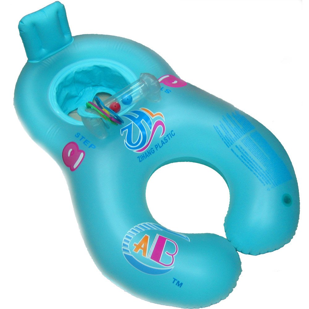 Hupoop - Colchón Hinchable para niños Swim Float Kids Chair ...