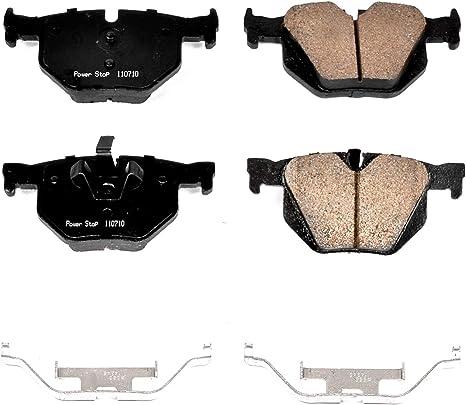 Z17 Rear Ceramic Brake Pads with Hardware Power Stop 17-911