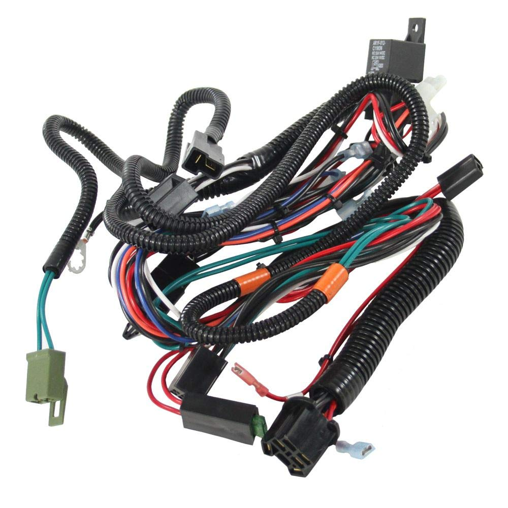 Husqvarna 170238 Lawn Tractor Ignition Harness Genuine Original Equipment Manufacturer (OEM) Part by Husqvarna