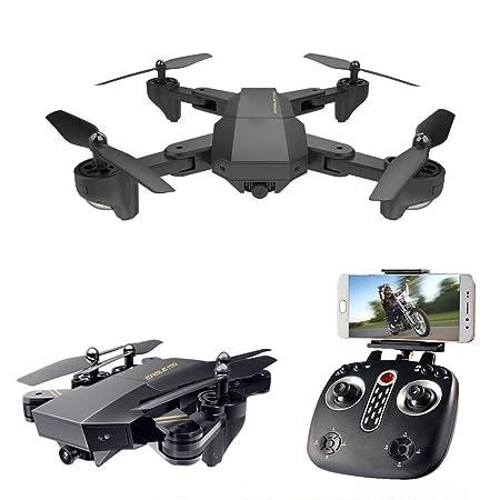 Alt Verano dron con WiFi HD cámara, Incorporado Barómetro, sin ...