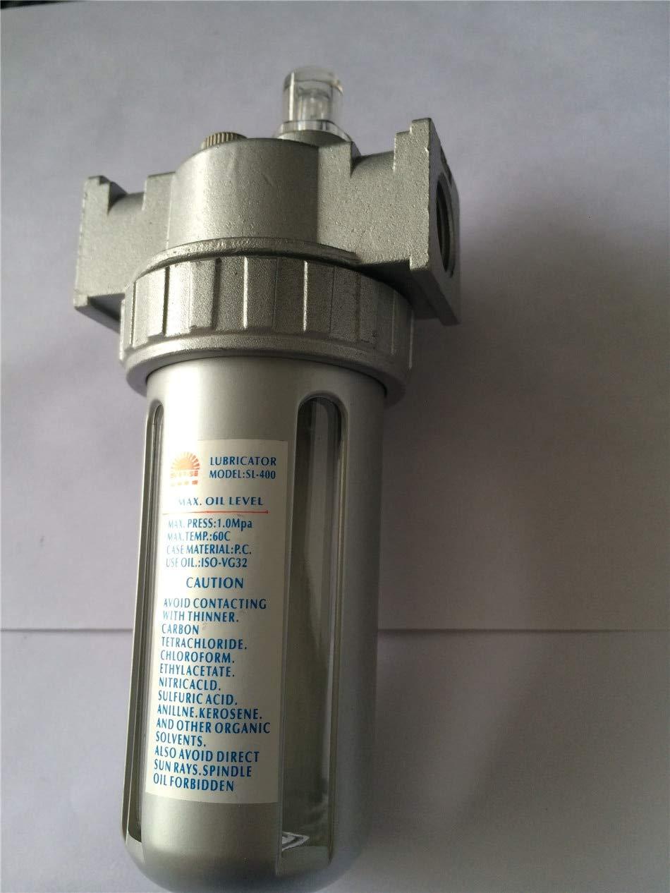 Fevas SL-400 AIR Oiler Pneumatic Oil Fog Lubricator BSP 1/2'' by Fevas