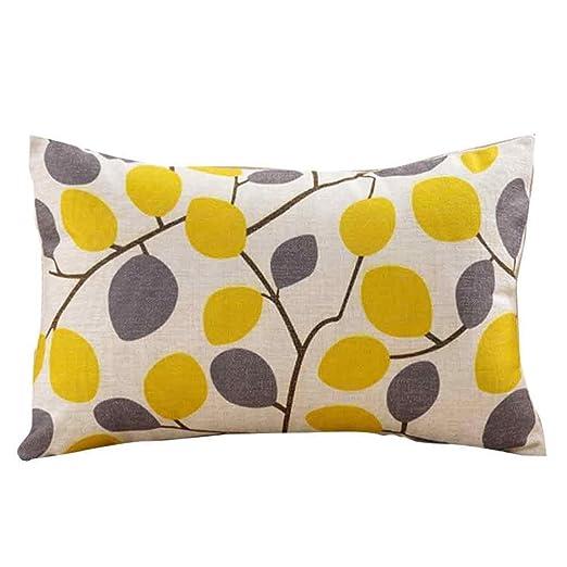 Funda de cojín de sofá Kingko®, estilo bohemio, 30 x 50 cm ...