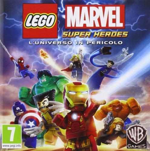 47 opinioni per Lego Marvel Superheroes