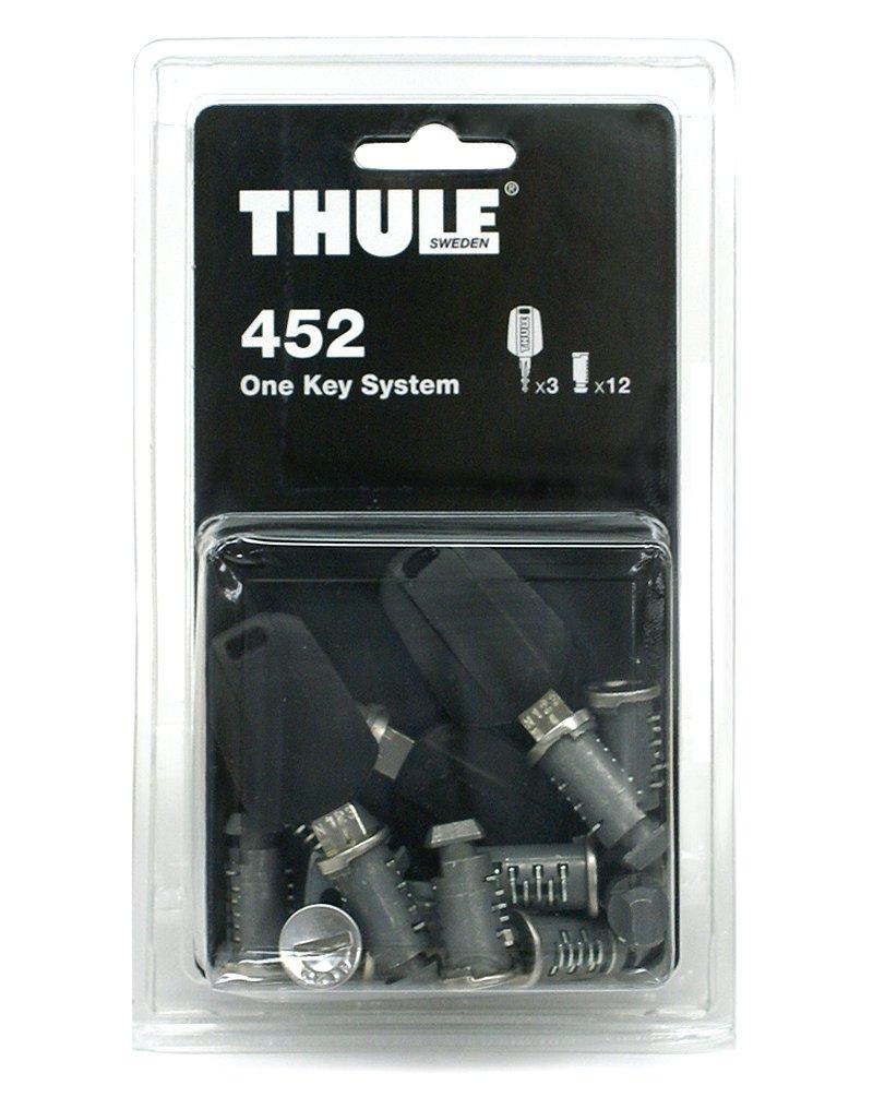 Thule 452000 One-Key System Zubehö r, 12 Zylinder Thule GmbH