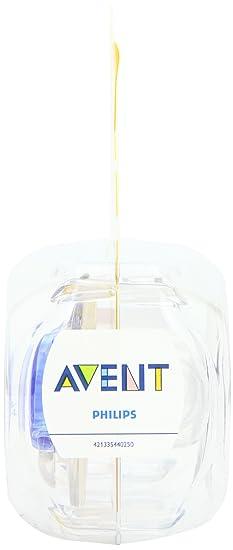 Amazon.com : BPA translúcido Chupete, 6-18 Meses, 2-Pack, los ...