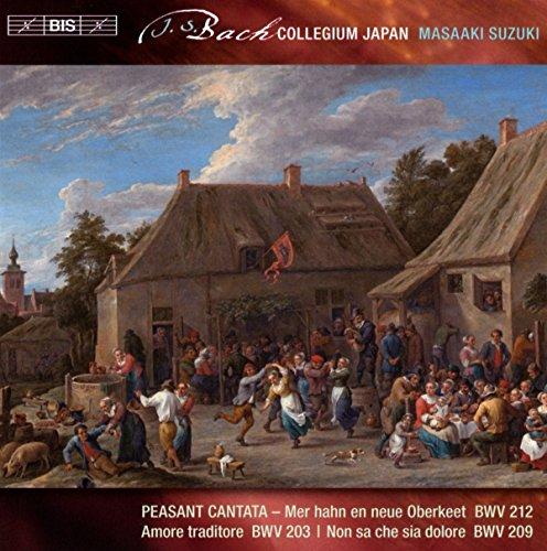 J S  Bach  Secular Cantatas  Vol  7