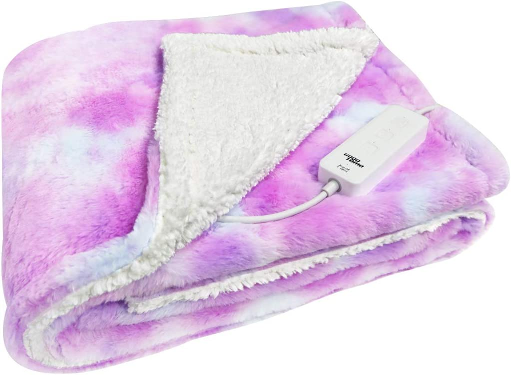 GOQOTOMO Electric Heated Blanket