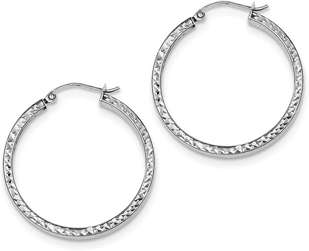 DV Jewels Handmade Hoop Earring