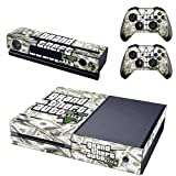 Cheap GTA V STYLISH DESIGN VYNIL FOR XBOX ONE KINECT AND CONTROLLER