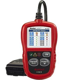 Autel Autolink AL319 Bus Can Diagnosis Multimarca 2 EOBD Auto Scanner Lee y Borra Códigos de