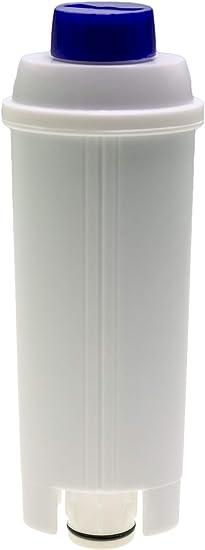 1 filtro de agua compatible con cafeteras automáticas DeLonghi ...