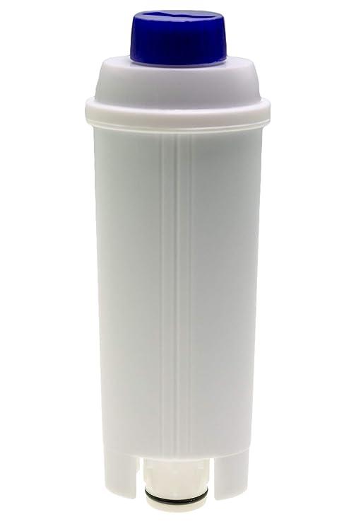 1 filtro de agua compatible con cafeteras automáticas DeLonghi Autentica ECAM23 Dedica Dinamica Eletta ESAM6720 Maestosa Perfecta PrimaDonna Magnifica ...
