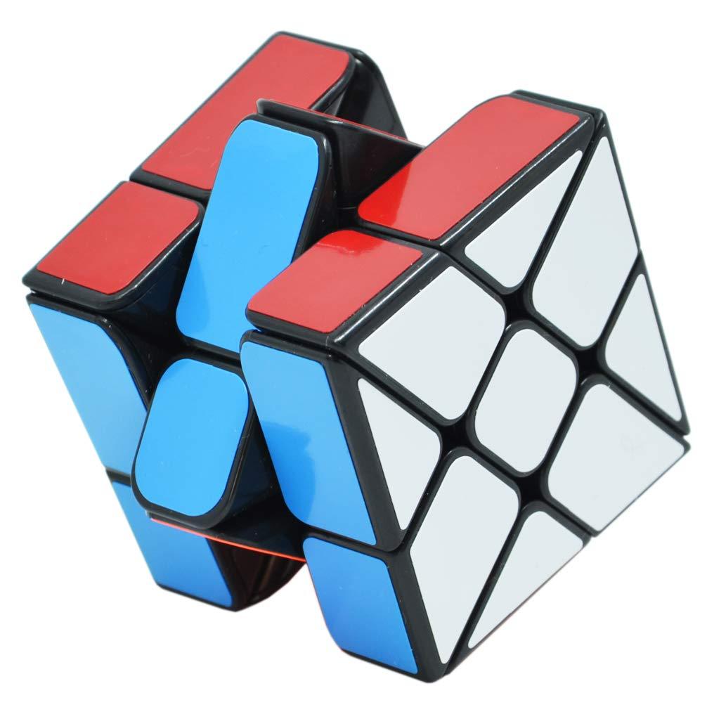 Maomaoyu Flower Butterfly Speed Cube velocit/à Magico Cubo Stress Alleviare Giocattolo