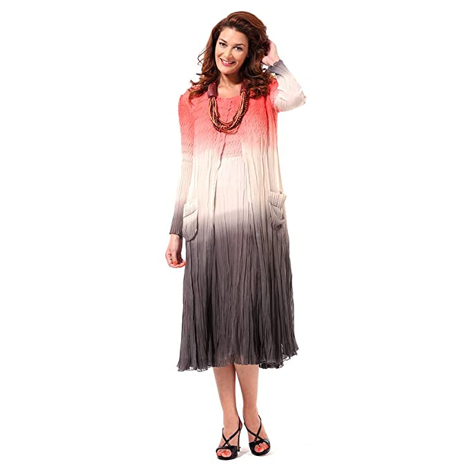 More Than A Lady - Chaqueta - plisado - para mujer multicolor estampado 62