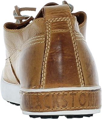 Blackstone Shoes Mens KM01 Rust 46 M