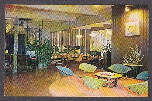 Mark Thomas Inn at Del Monte Monterey CA postcard - Monterey Monte Del