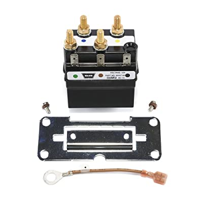 WARN 89579 12V Vantage 4000 Contactor Service Kit: Automotive [5Bkhe2001099]