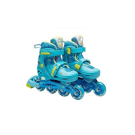 Amazon.com: Chenjinxiang Inline Skates, Kids Outdoor Skates ...