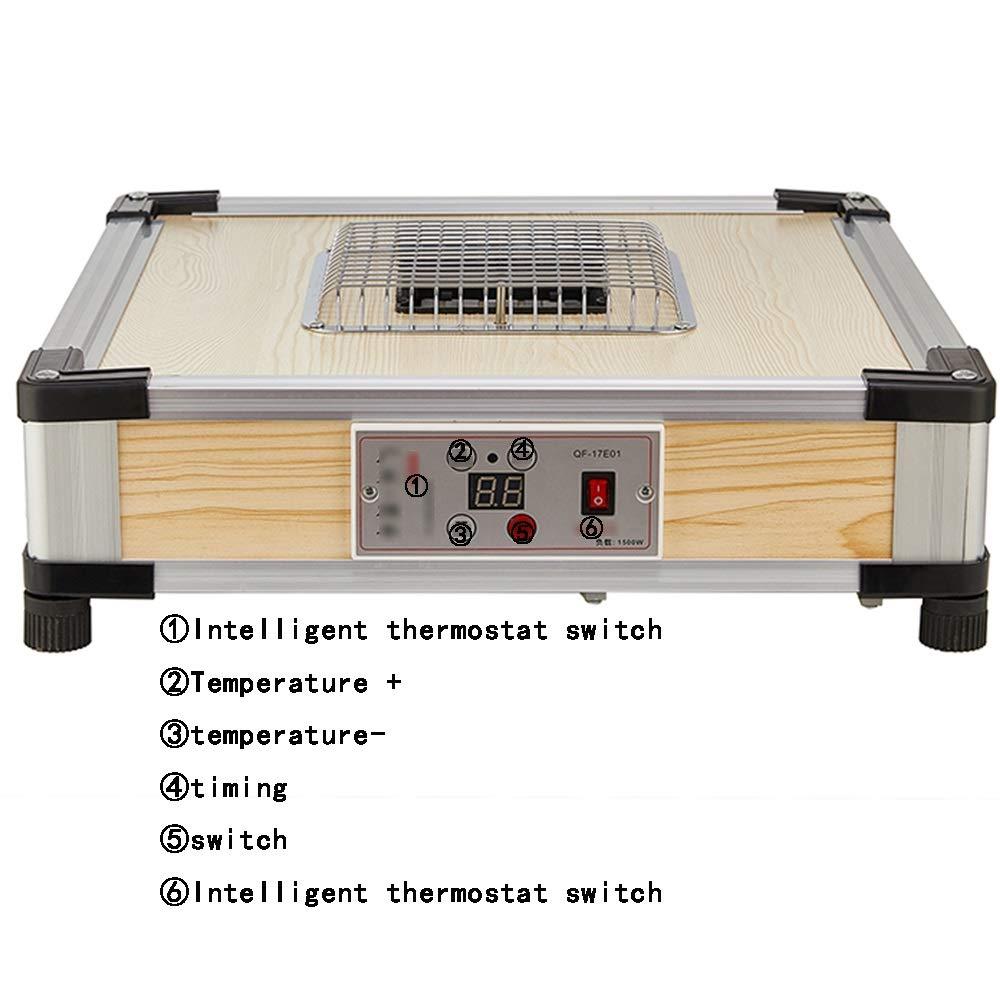 Acquisto ZZHF Riscaldatore di Riscaldamento a griglia con temporizzazione Intelligente radiatore (Colore : A) Prezzi offerte