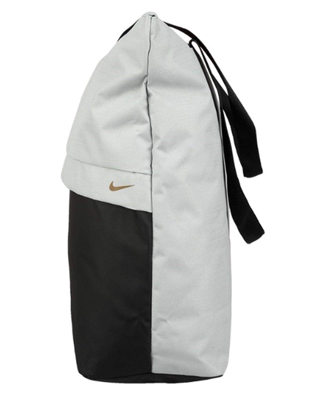 Nike 2018 Sac /à Cordon 45 cm Multicolore Plata//Negro//Dorado