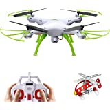 SYMA Upgraded Version X5HC 4-CH 2.4GHz 6-Axis RC Quadcopter With 2MP HD Camera AUTO Hovering Headless Mode Drone