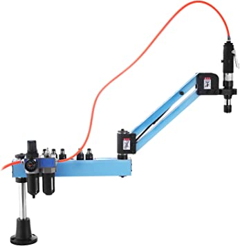 Vertical Type Pneumatic Air Tapping Machine M3-M12 1000mm