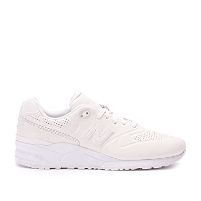 low priced 8368e 62350 New Balance Men 999 Deconstructed 90s Running Leather MRL999AH (White)