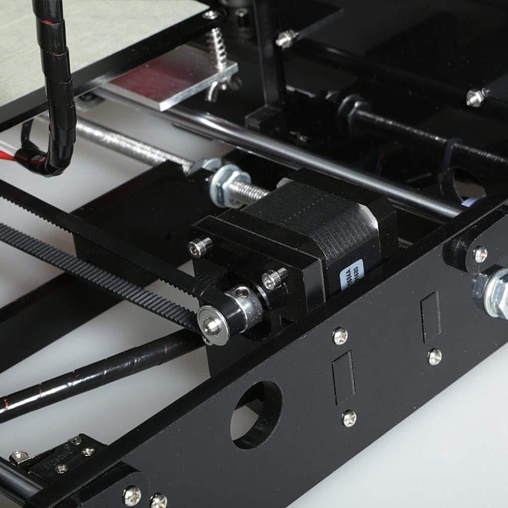 3D-Drucker 0.4mm Support ABS/PLA/Hips 3D-Druck & Digitalisierung Yongse Anet A6 3D Drucker DIY Kit 1.75mm