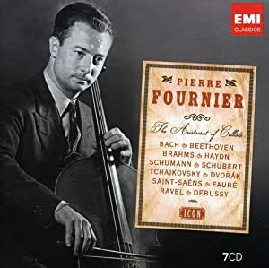 The Aristocrat Of Cellists - P.Fournier