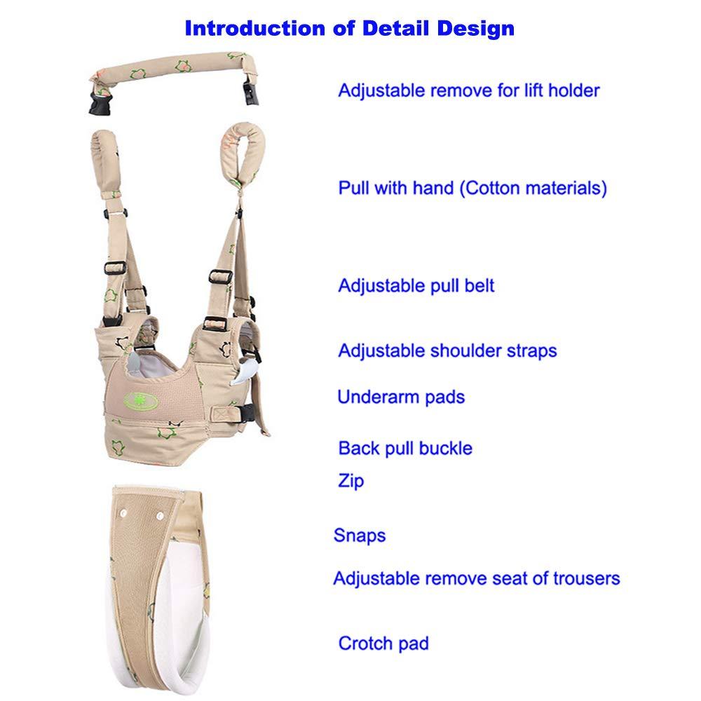 Amazon.com: Arnés para caminar para bebé, 4 en 1, funcional ...