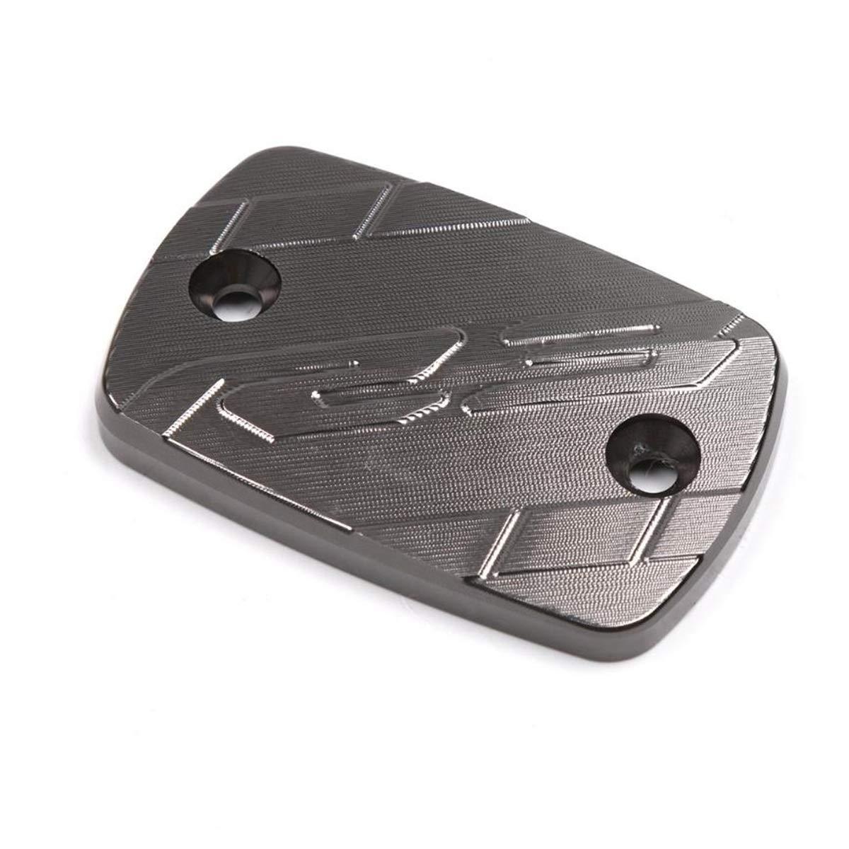 Color : Gold Zink Mixs Yamaha YZF R3 Couvercle de Pompe sup/érieur en Alliage daluminium CNC Frein Avant modifi/é Couvercle de Pompe sup/érieur Couvercle de Pompe /à Huile Accessoires Moto