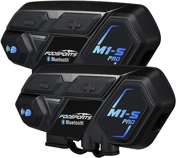 Motorcycle Bluetooth Intercom