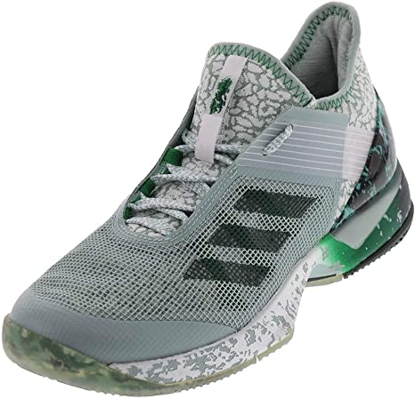 facultativo Barbero consumo  adidas - Women`s Adizero Ubersonic 3 Jade Tennis Shoes Tactile Green and  Collegiate Green - (BY1617-H17): Amazon.co.uk: Sports & Outdoors