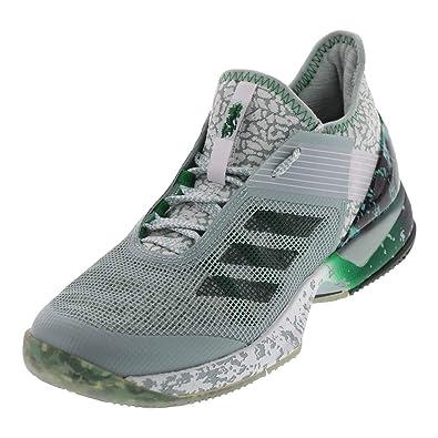1f53e007 Amazon.com | adidas Women`s Adizero Ubersonic 3 Jade Tennis Shoes ...