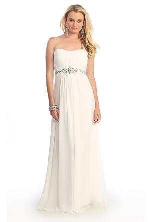 The Dress Outlet Long Formal Chiffon Evening Dress