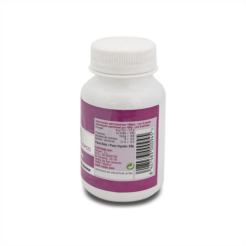 Sotya CLA Ácido Linoleico - 90 Perlas: Amazon.es: Salud y ...