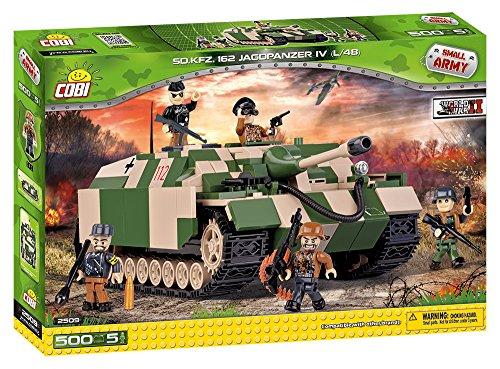 COBI Small Army Jagdpanzer IV L/48 Sd.Kfz.162 Tank