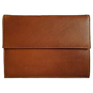 4055adaa7bc44 eFabrik Ledertasche für Samsung Galaxy Tab S3 Tasche Leder 9.68 Zoll Schutz  Hülle Schutztasche Lederhülle Cover